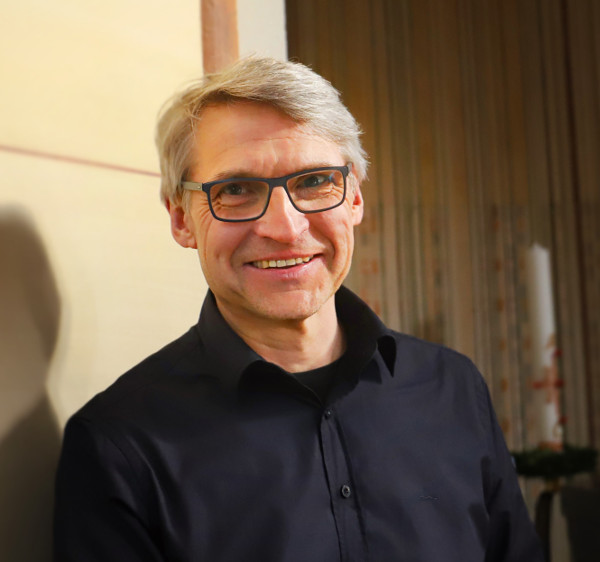 Chorleiter Matthias Krella